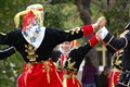 Dancing Ottomans