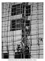 Construction of a building, Kolkota, India