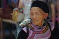 Flower Hmong Woman - Bac Ha Market