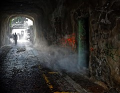 Sion Tunnel II.