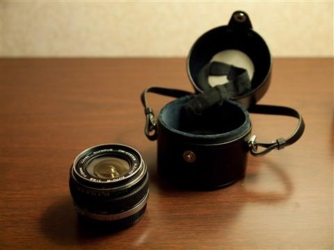 Zuiko 24mm F2.8