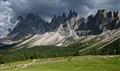 Puez-Oddle Needles, Dolomites, Italy