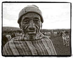The Maasai Shepherd