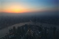 The Sunsets over Shanghai