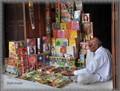 Shopeeper in Old Delhi