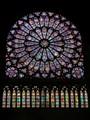 North Rose Window Notre Dame Paris