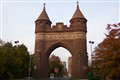Arch, Soldiers & Sailors Memorial, Bushnell Park - Hartford, CT