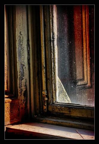 Castle window - Petr Nikl fotograf Praha
