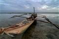 Bantayan, Philippines Rowboat