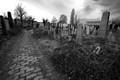 Jewish Cemetery in Futoška Street