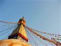 A Budhist Temple in Katmandu