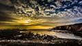 Achill Island Rocky Beach