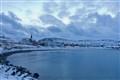 Arctic ocean beach
