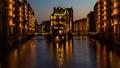 Wasserschloss, Speicherstadt