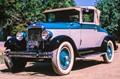 Pre 1950 Paige_Classic American car