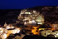 Matera, night view