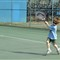 Four-Year-Old Forehand