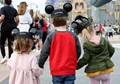 Grandkids at Disney World.