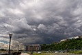 Clouds on Weehawken