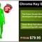 Chroma Key Green Body Suit