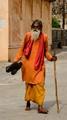 Old man- India
