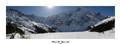 Morski Oko Lake (frozen)
