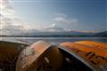 Fuji over Lake Kawaguchi