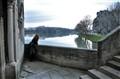 Cold winter at Avignon.