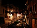Night in a Venetian back street