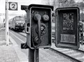 Italian National Railway_ FATME weather-sealed service phone, installed 30th April 1950