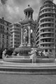Lyon, Fontaine des Jacobins, Place des Jacobins