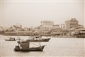 Docking (Sepia)