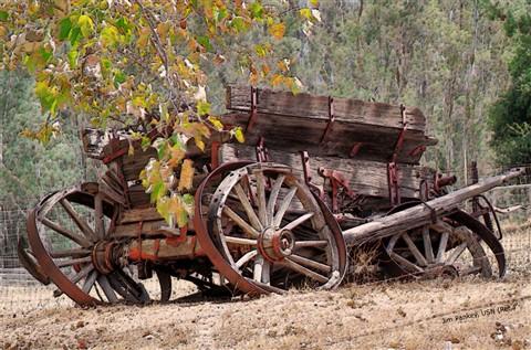 old wagon medium