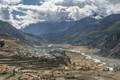 Manang village, Nepal