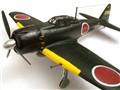 Japanese Zero Scale Model
