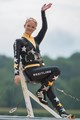 Breitling Wingwalker in her flying suit