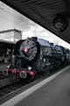 Steam Machine 141 R 1199 in Nantes Station, France https://www.fondation-patrimoine.org/les-projets/locomotive-a-vapeur-141-r-1199-a-nantes