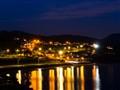 Criccieth Bay, North Wales