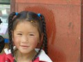 Tibetian smile