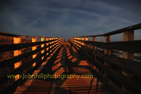 Perdido Key Boardwalk- Horizontal