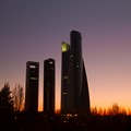 4 towers (Madrid, Spain)