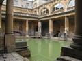 Roman Bath -- city of Bath, England