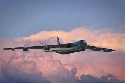 Mounted B-52 Mod 1