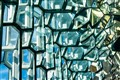 Harpa, interior reflections