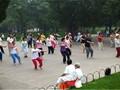 Morning Exercise, Beijing, China