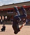 Nepali acrobatics