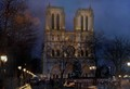 Rainy Night Cathedral