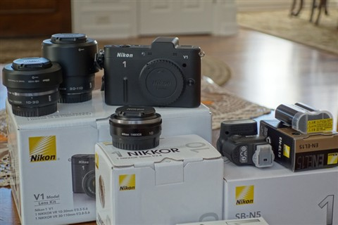 Nikon 1 kit