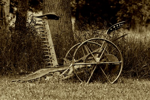 old Mower DSC_9243 crop sepia sm