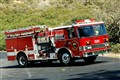 Marin County Fire Truck